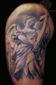 Angel Tattoo 16