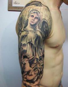 Angel Tattoo 19