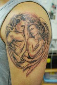 Angel Tattoo 21