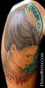 Angel Tattoo 22