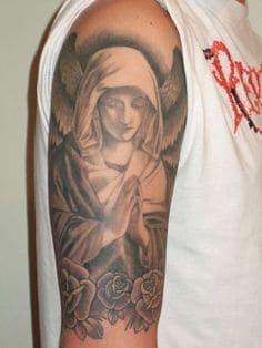 Angel Tattoo 23