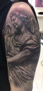 Angel Tattoo 24