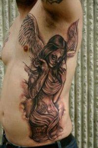 Angel Tattoo 27