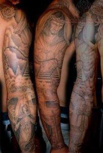 Angel Tattoo 31