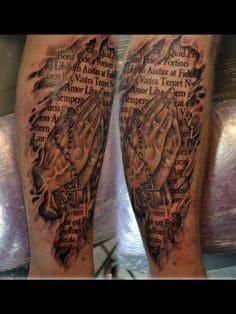 Angel Tattoo 33