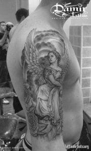 Angel Tattoo 41
