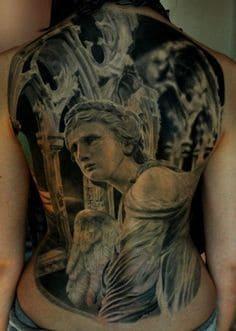 Angel Tattoo 42