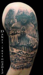 Angel Tattoo 5