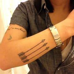 Arrow Tattoo Meaning 3 Tattoo Seo