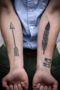 Arrow Tattoo Meaning Amp Symbolism