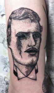 Black grey tattoo 34 for Black and grey tattoo artists near me