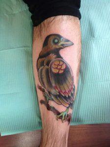 Buffalo tattoo - photo#25