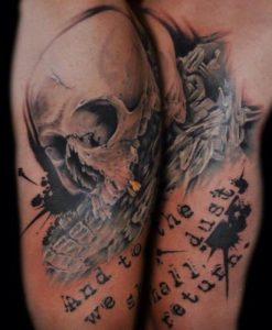 Bushido Tattoo bushi