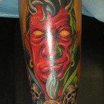 Calgary Tattoo Shop Strange World Tattoo 1