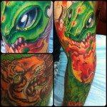Calgary Tattoo Shop Tiki Town Tattoo 3