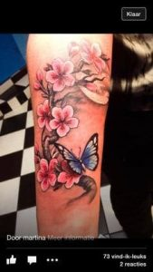 Cherry Blossom Tattoo Meaning Amp Symbolism