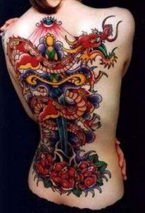 Chinese Tattoo 12