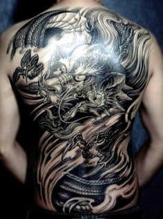 Chinese Tattoo 17