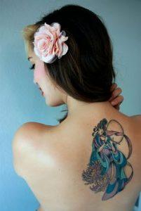 Chinese Tattoo 18