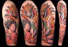 Chinese Tattoo 19