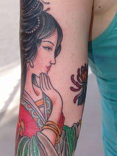 Chinese Tattoo 2