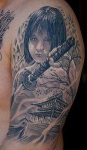 Chinese Tattoo 35