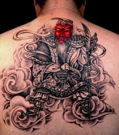 Chinese Tattoo 37