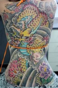 Chinese Tattoo 43