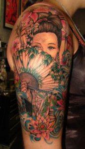 Chinese Tattoo 5