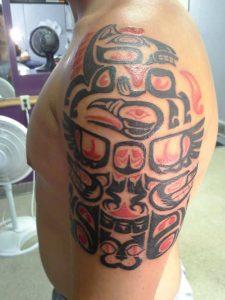 Best cincinnati tattoo artists top shops studios for Tattoo shops dayton ohio