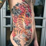 Cincinnati Tattoo Shop Flying Tiger Tattoo 4
