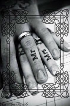 Couple Tattoo Ideas 28