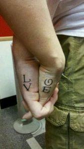Couple Tattoo Ideas 33