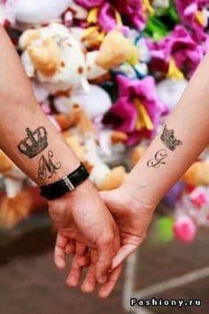 Couple Tattoo Ideas 43