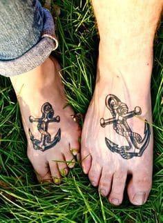 Couple Tattoo Ideas 50