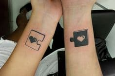 Couple Tattoo Ideas 7