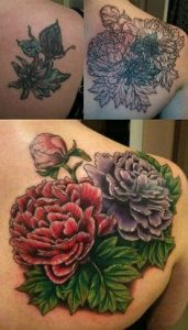 Cover Up Tattoo 4