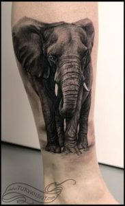 Elephant Tattoo Meaning 20