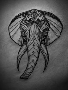 Elephant Tattoo Meaning 29