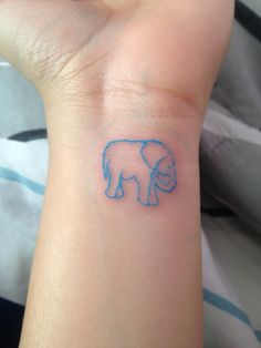 Elephant Tattoo Meaning 30