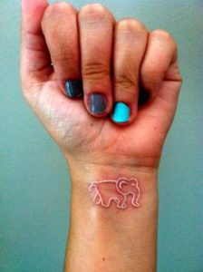 Elephant Tattoo Meaning 32