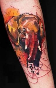 Elephant Tattoo Meaning 41