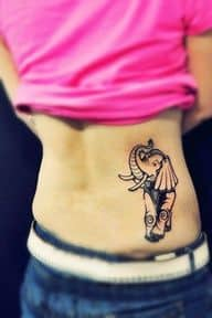 Elephant Tattoo Meaning 45