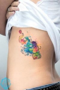 Elephant Tattoo Meaning 8