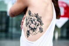 Floral Tattoos Amp Ideas