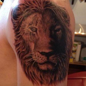 Gremlin tattoo for Tattoo removal grand rapids mi