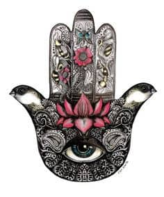 Hamsa Tattoo Meaning 11