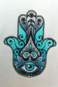 hamsa tattoo meaning symbolism. Black Bedroom Furniture Sets. Home Design Ideas