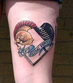 Heart Tattoo 13