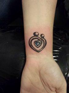 Heart Tattoo 14